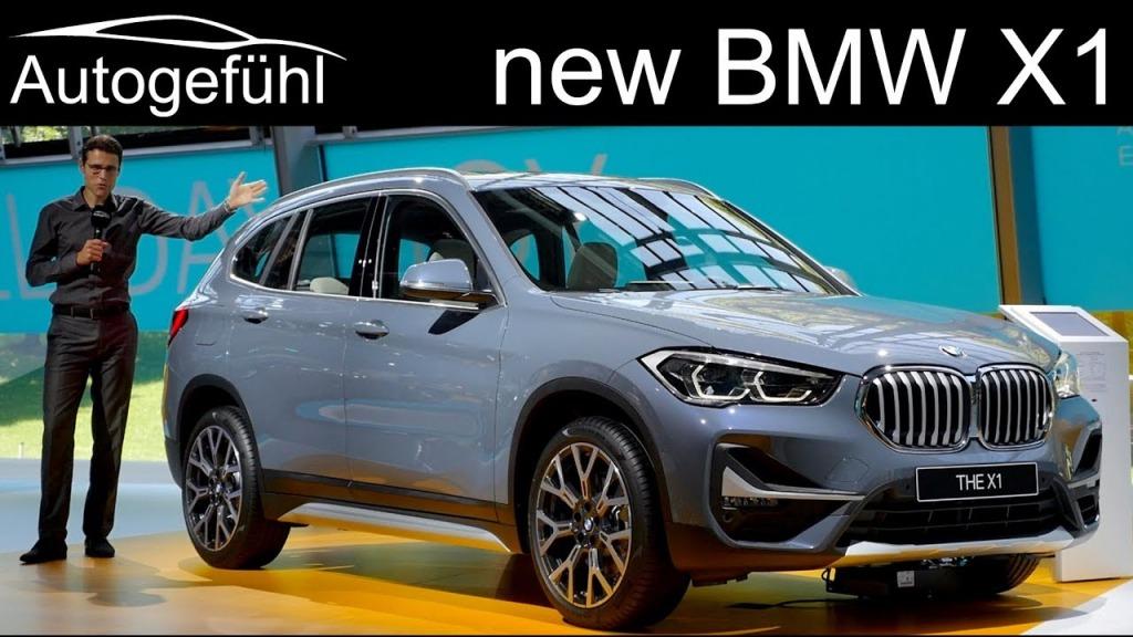 2021 BMW X1 Spy Shots