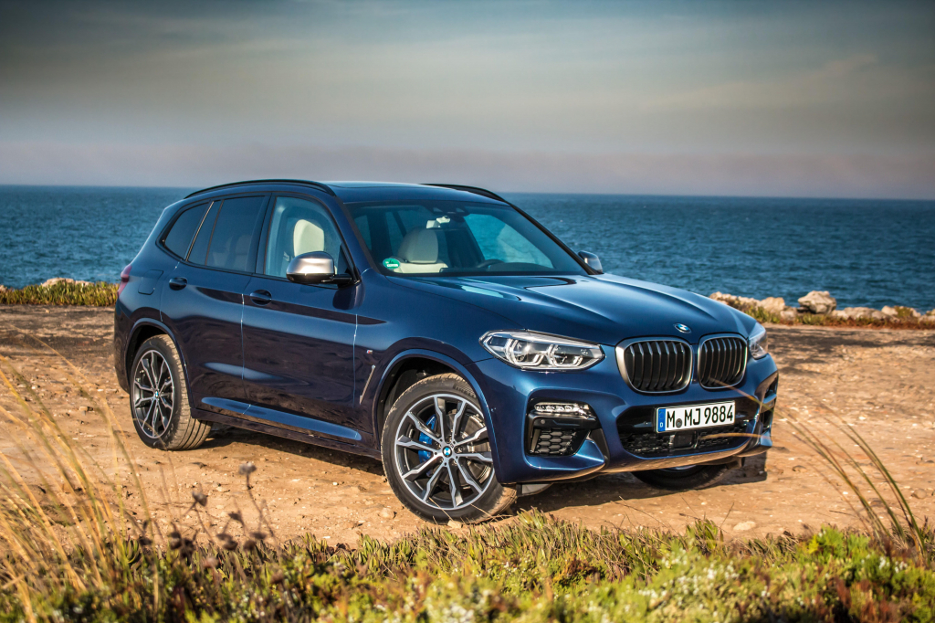 2021 BMW X3 Redesign