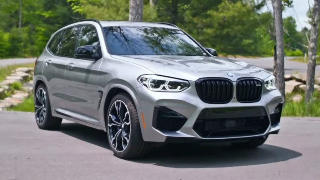 2021 BMW X3 Release Date