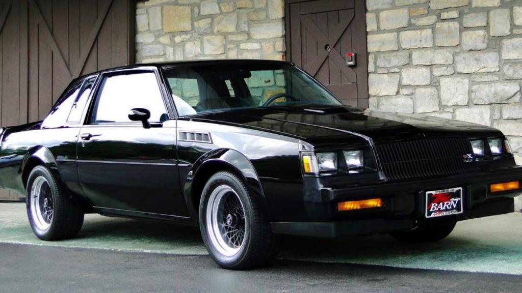 2021 Buick Grand National Gnx Spy Photos