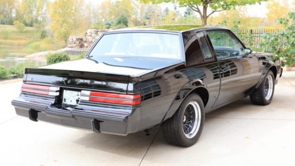 2021 Buick Grand National Gnx Wallpapers