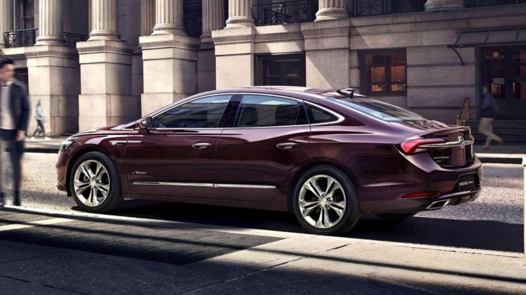 2021 buick lacrosse price  new cars zone