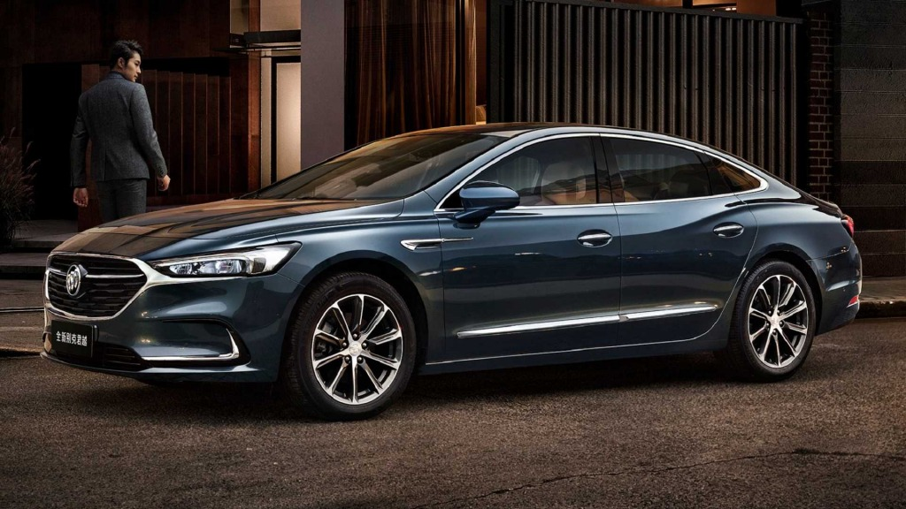 2021 Buick LaCrosse Redesign