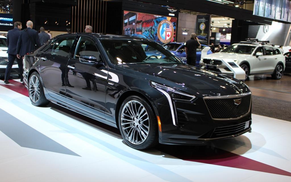 2021 Cadillac CT6 Engine | New Cars Zone