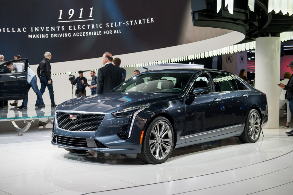 2021 Cadillac CT6 Pictures