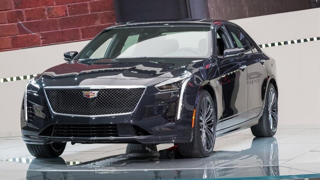 2021 Cadillac CT6 Redesign
