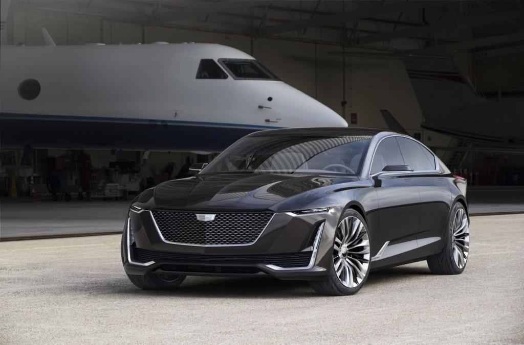 2021 Cadillac CT6 Spy Photos