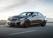 2021 Cadillac CTSV Pictures