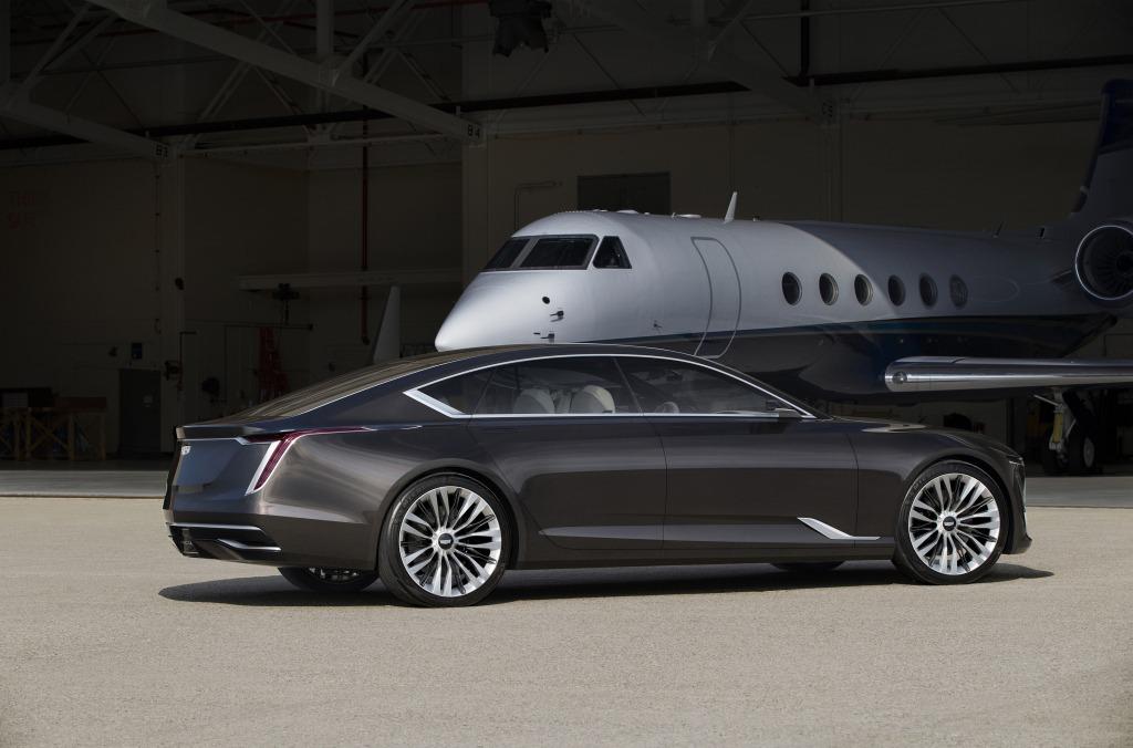 2021 Cadillac ELR s Concept