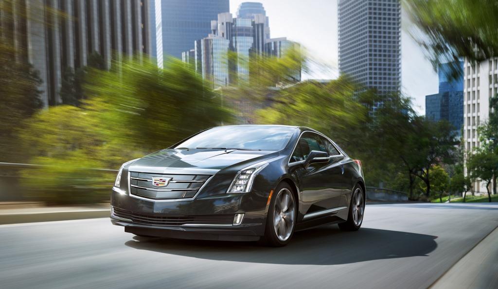 2021 Cadillac ELR S Drivetrain