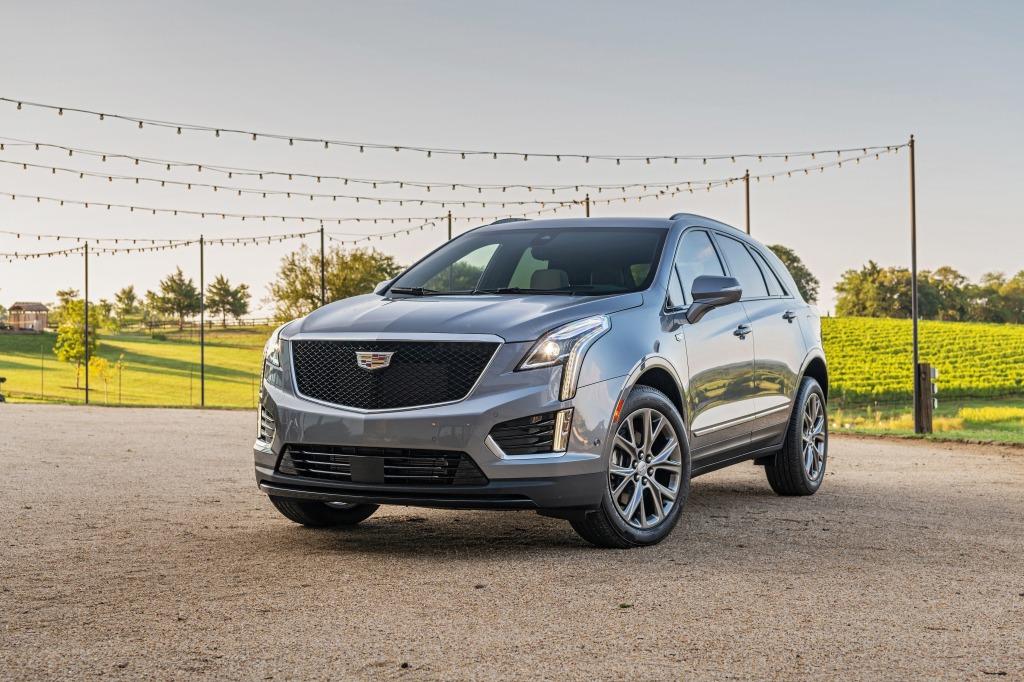 2021 Cadillac XT5 Images