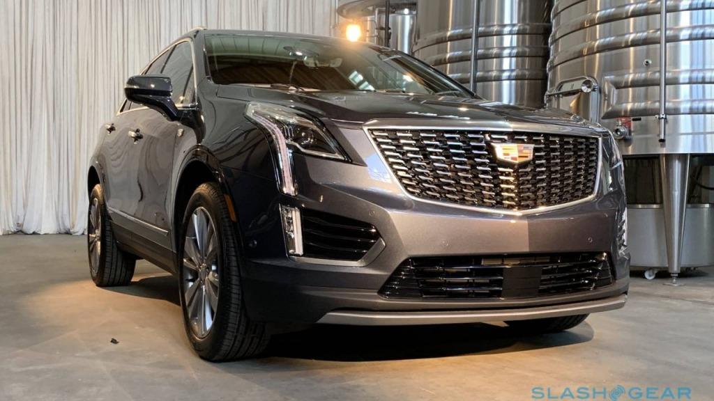 2021 Cadillac XT5 Wallpapers