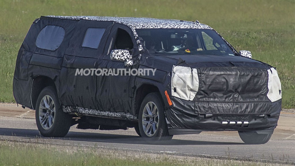 2021 Chevrolet Suburban Powertrain