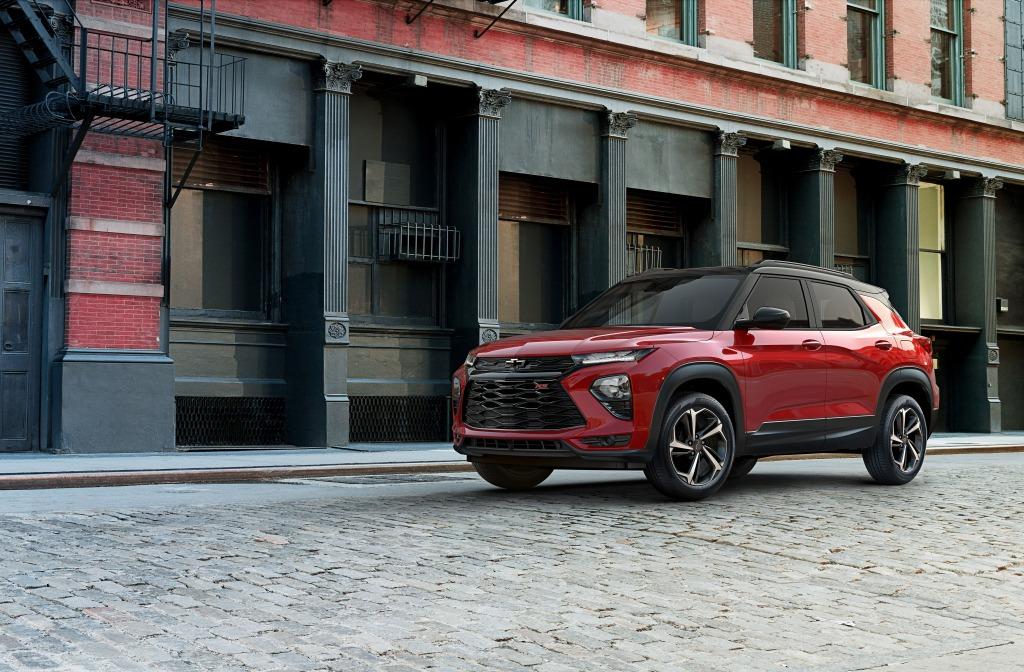 2021 Chevrolet Trailblazer ss Concept