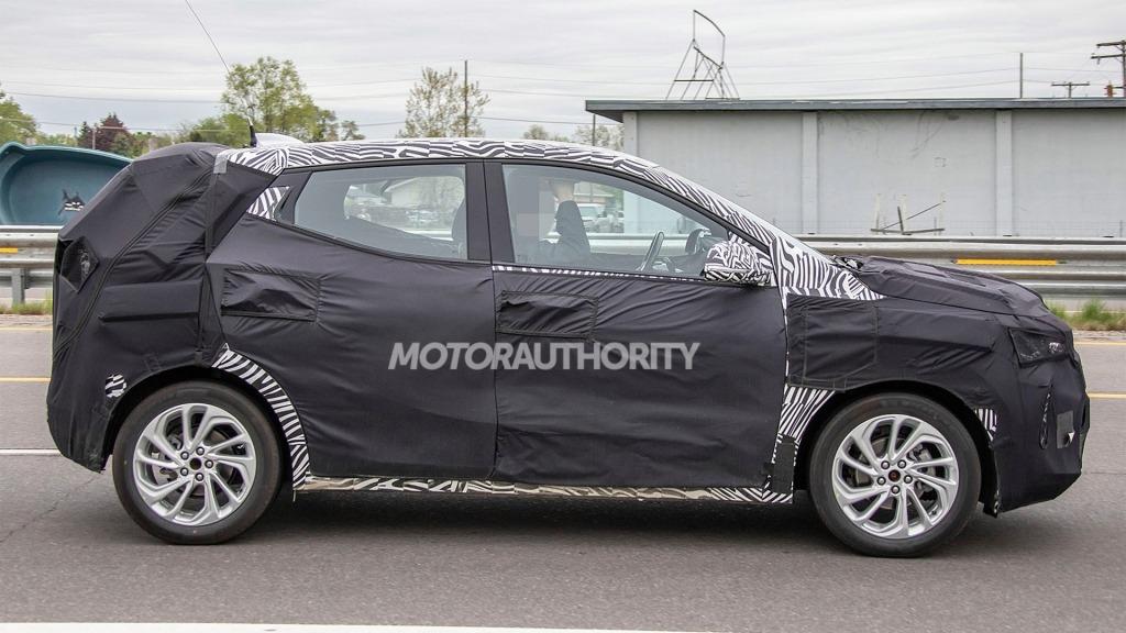 2021 Chevrolet Volt Interior