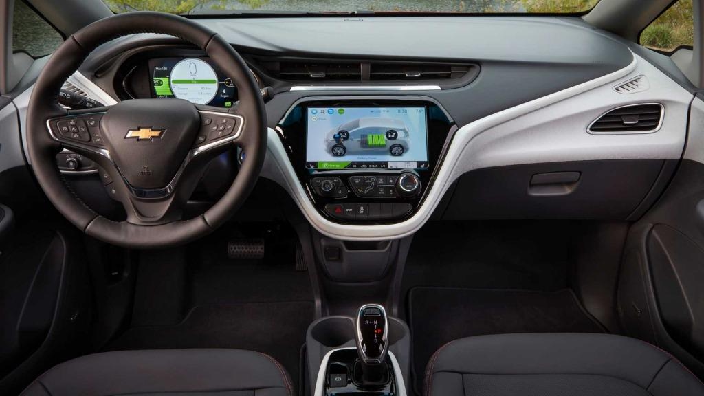 2021 Chevrolet Volt Powertrain