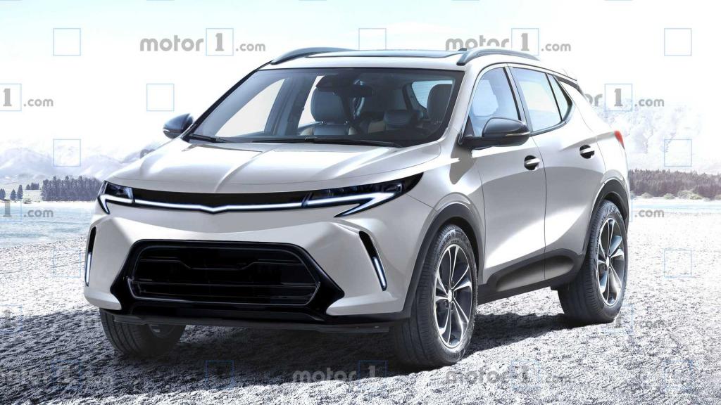 2021 Chevrolet Volt Specs