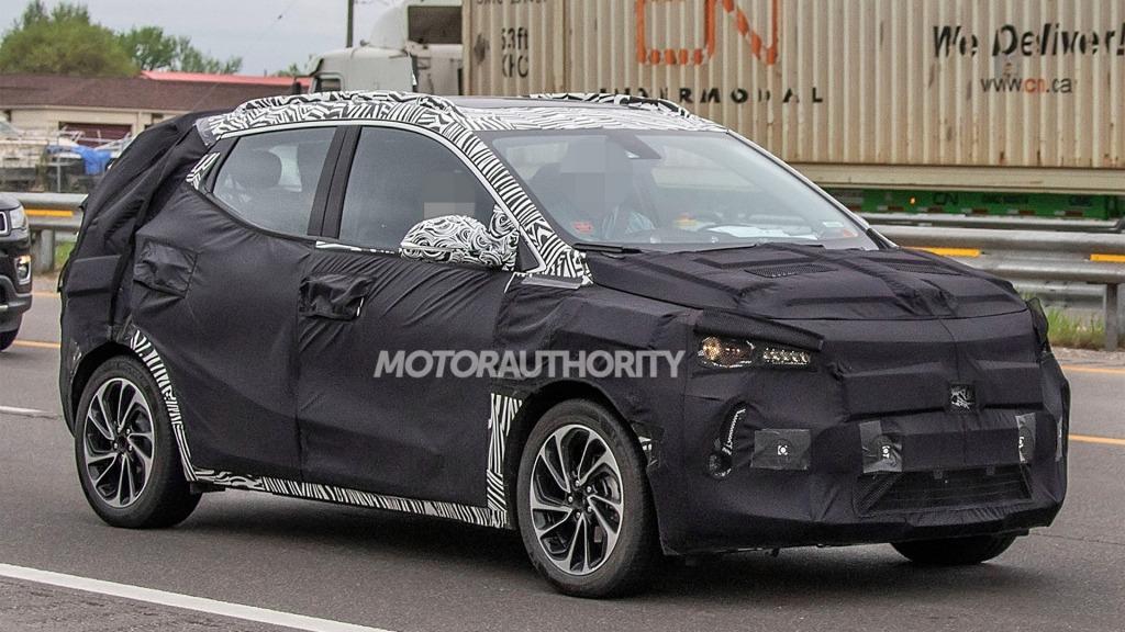 2021 Chevrolet Volt Spy Shots