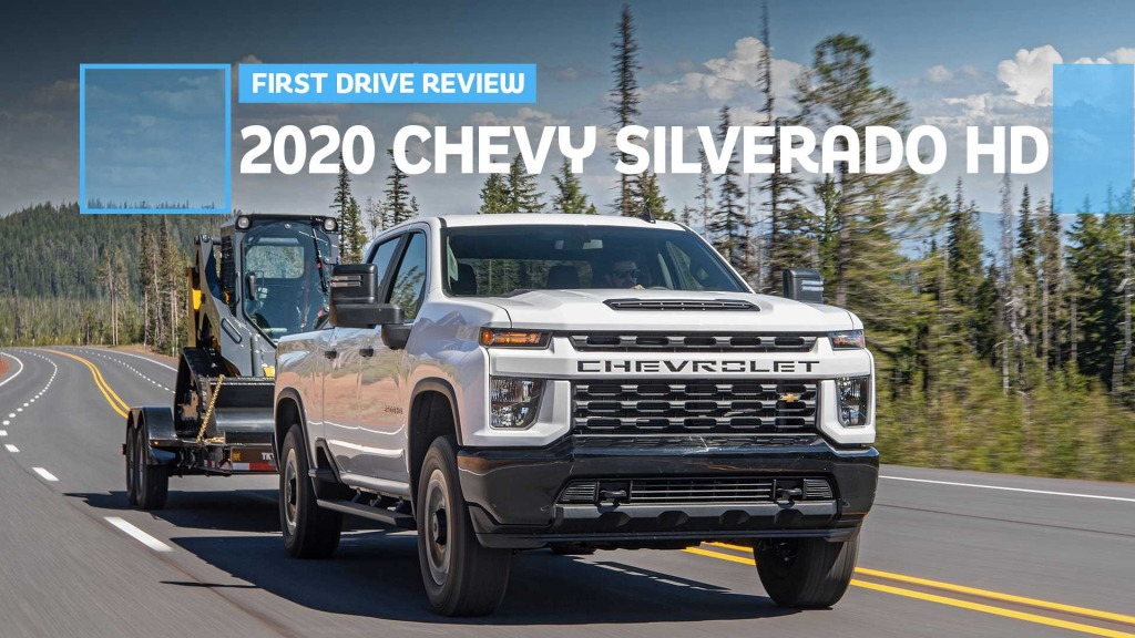 2021 Chevy 2500Hd Duramax Wallpapers