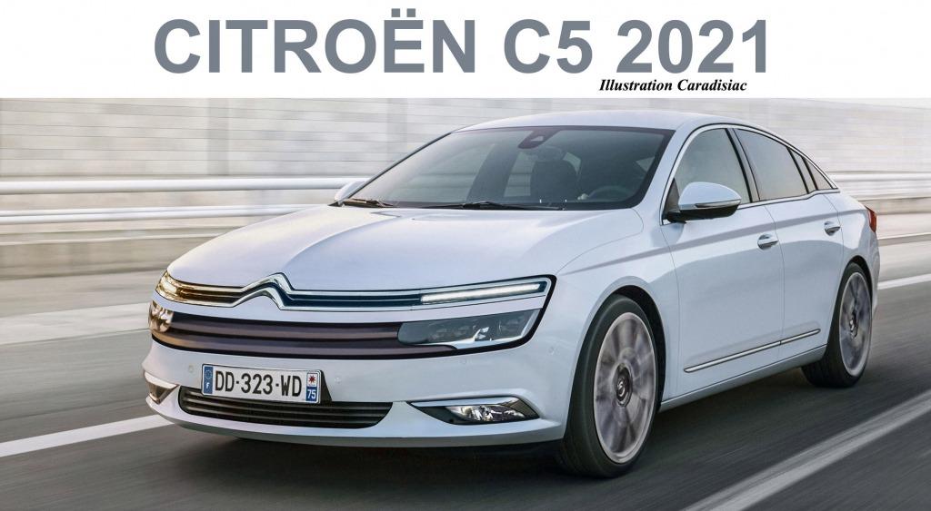 2021 Citroen C5 Drivetrain