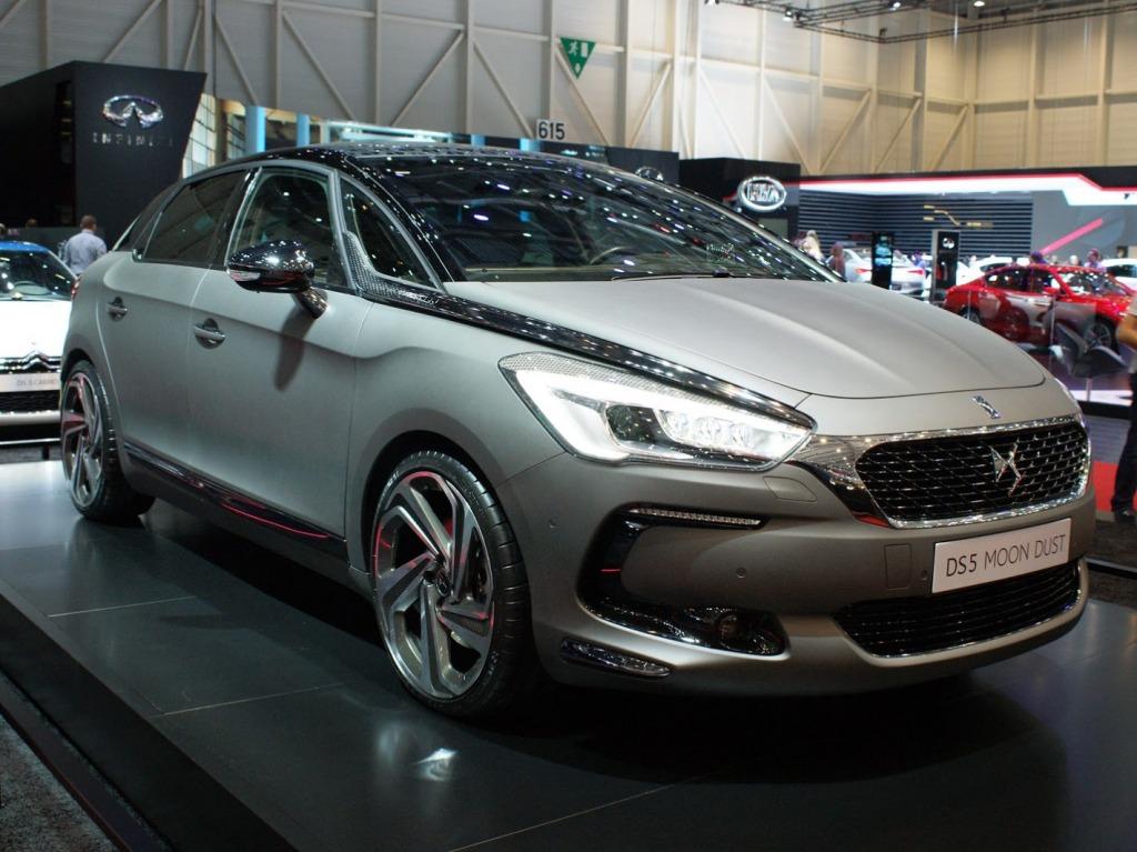 2021 Citroen DS5 Price