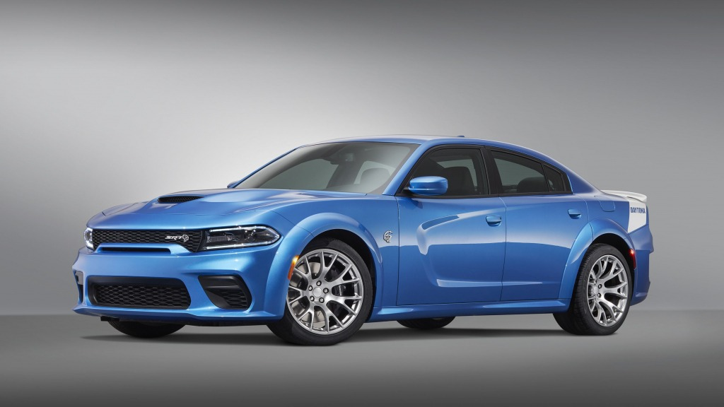 2021 Dodge Charger SRT8 Concept