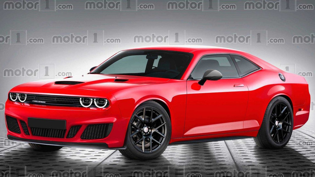 2021 Dodge Charger SRT8 Powertrain