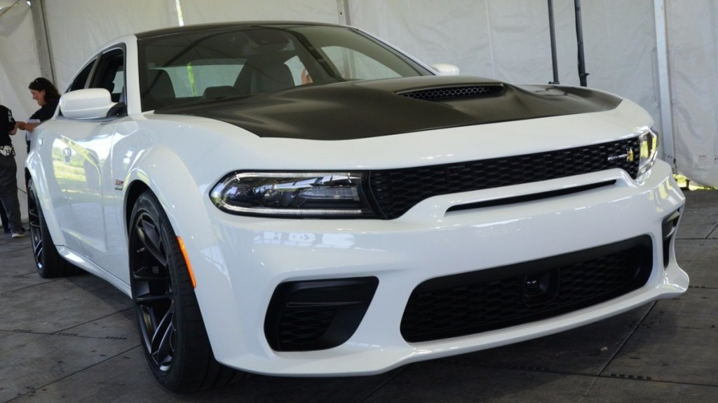 2021 Dodge Charger SRT8 Spy Photos