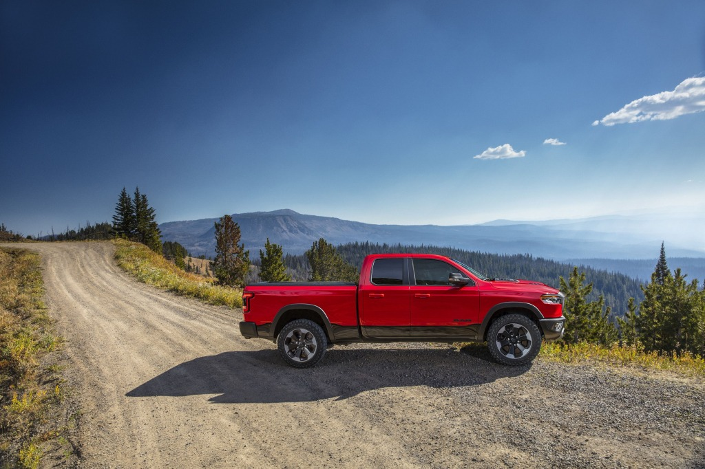 2021 Dodge Dakota Powertrain