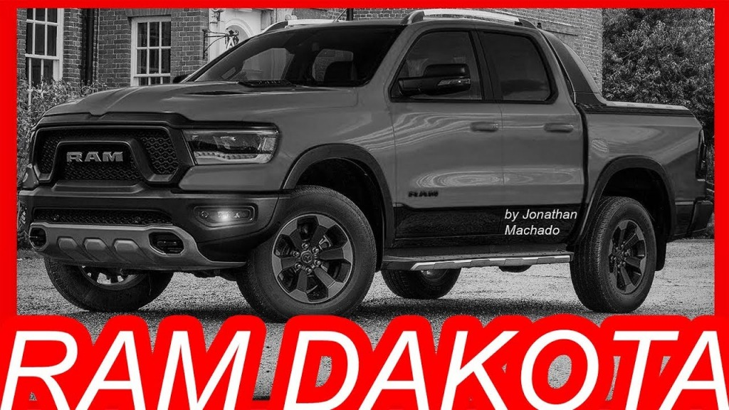2021 Dodge Dakota Release Date