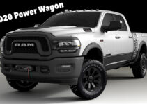 2021 Dodge Power Wagon Exterior