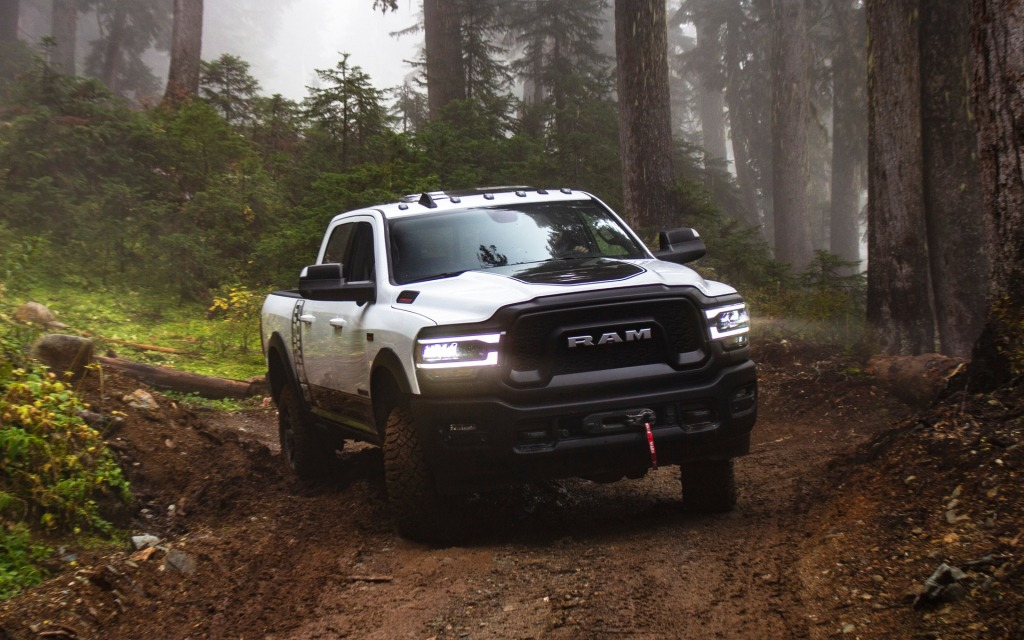 2021 Dodge Power Wagon Release date | New Cars Zone