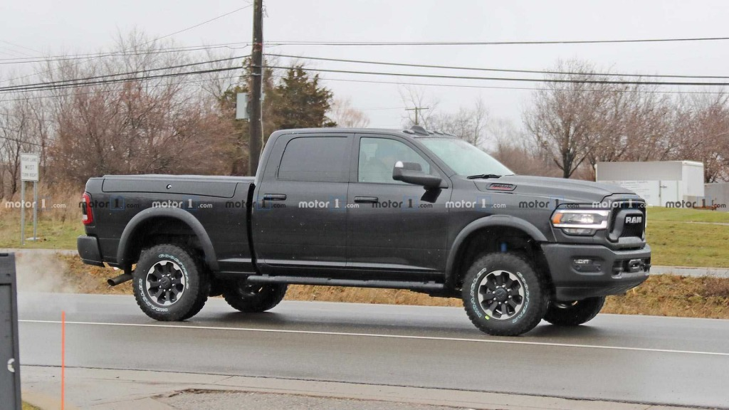 2021 Dodge Power Wagon Release Date