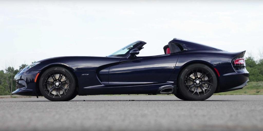 2021 Dodge Viper Release Date