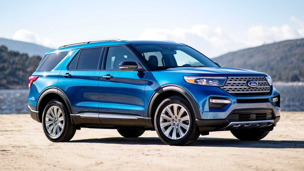 2021 Ford Explorer Wallpapers