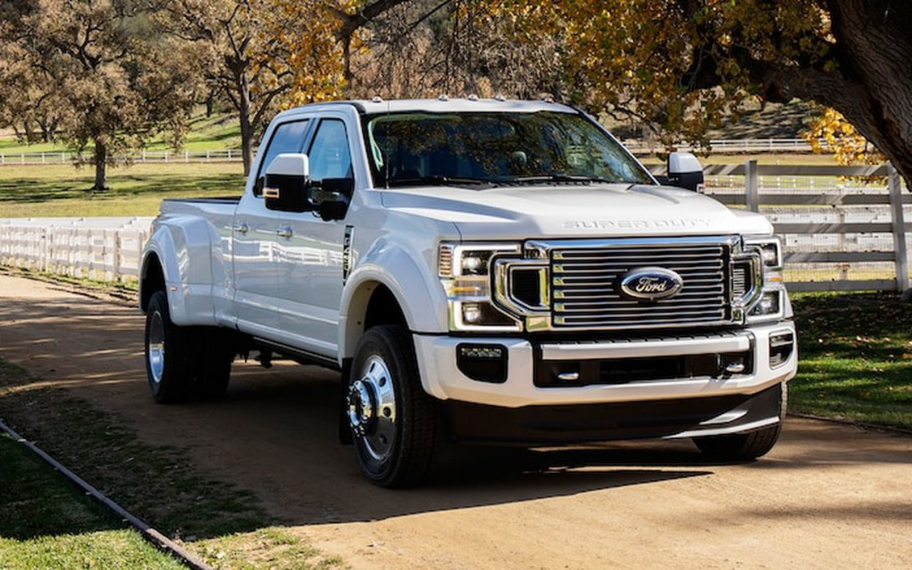 2021 Ford F250 Redesign