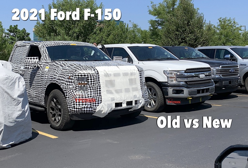 2021 Ford F150 Specs