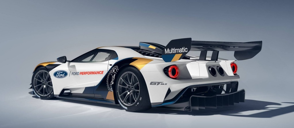 2021 Ford Gt Supercar Images