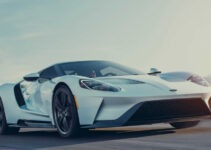 2021 Ford Gt Supercar Powertrain