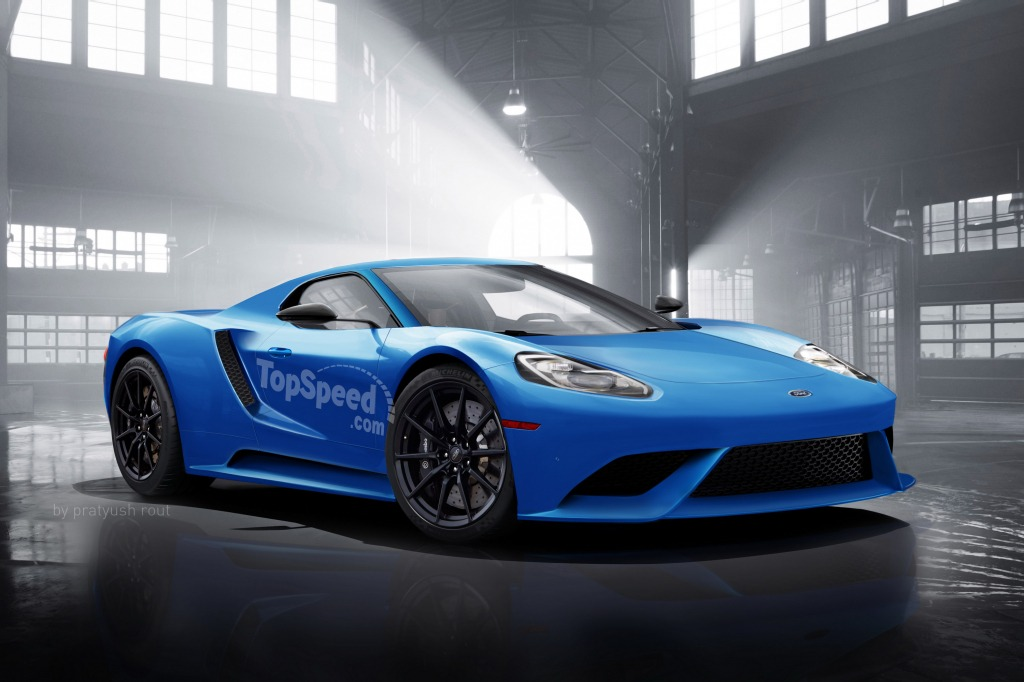 2021 Ford GT40 Exterior