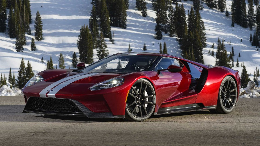 2021 Ford GT40 Pictures