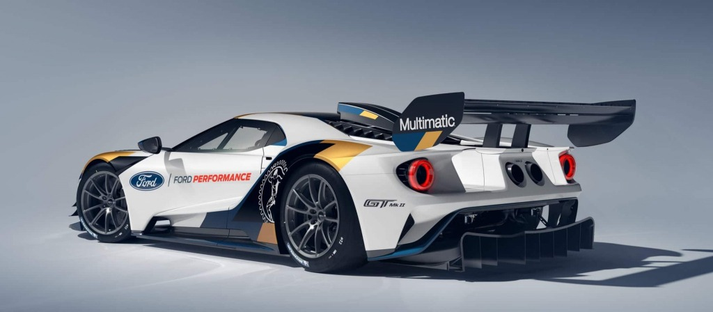 2021 Ford GT40 Specs