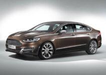 2021 Ford Mondeo Vignale Drivetrain