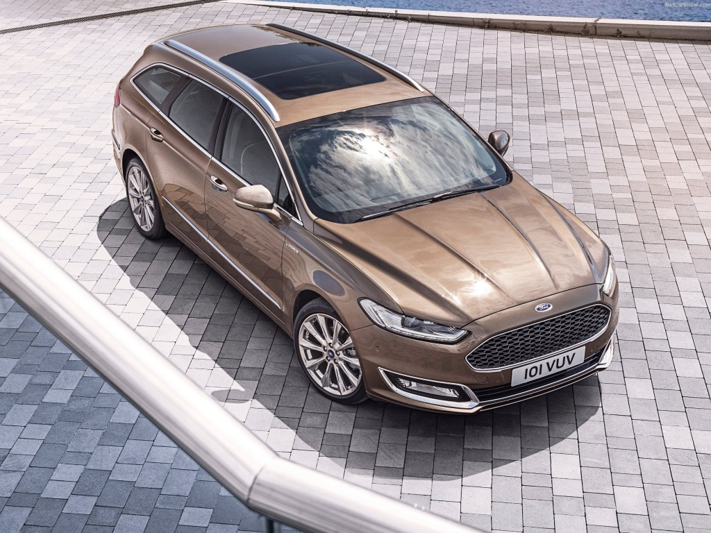 2021 Ford Mondeo Vignale Redesign