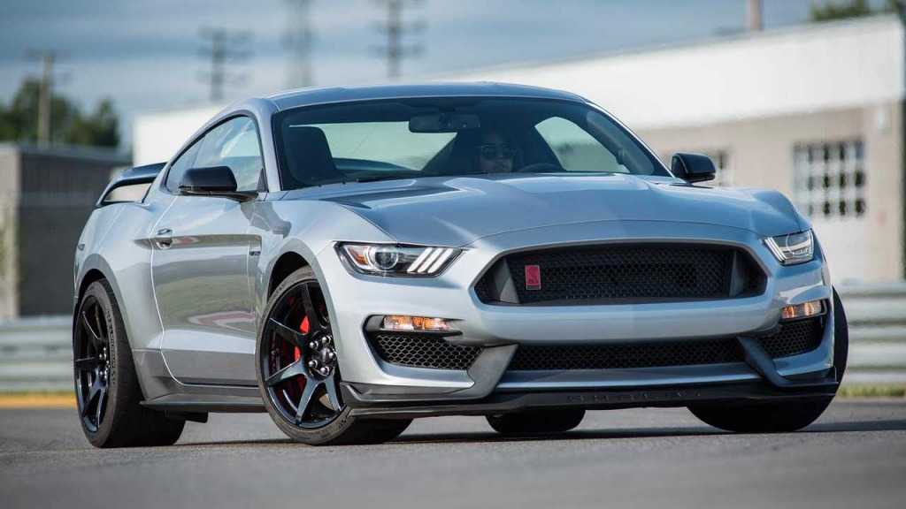 2021 Ford Mustang Shelby Gt 350 Powertrain