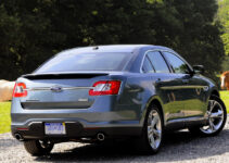 2021 Ford Taurus sho Powertrain
