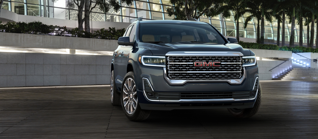2021 GMC Acadia Wallpapers