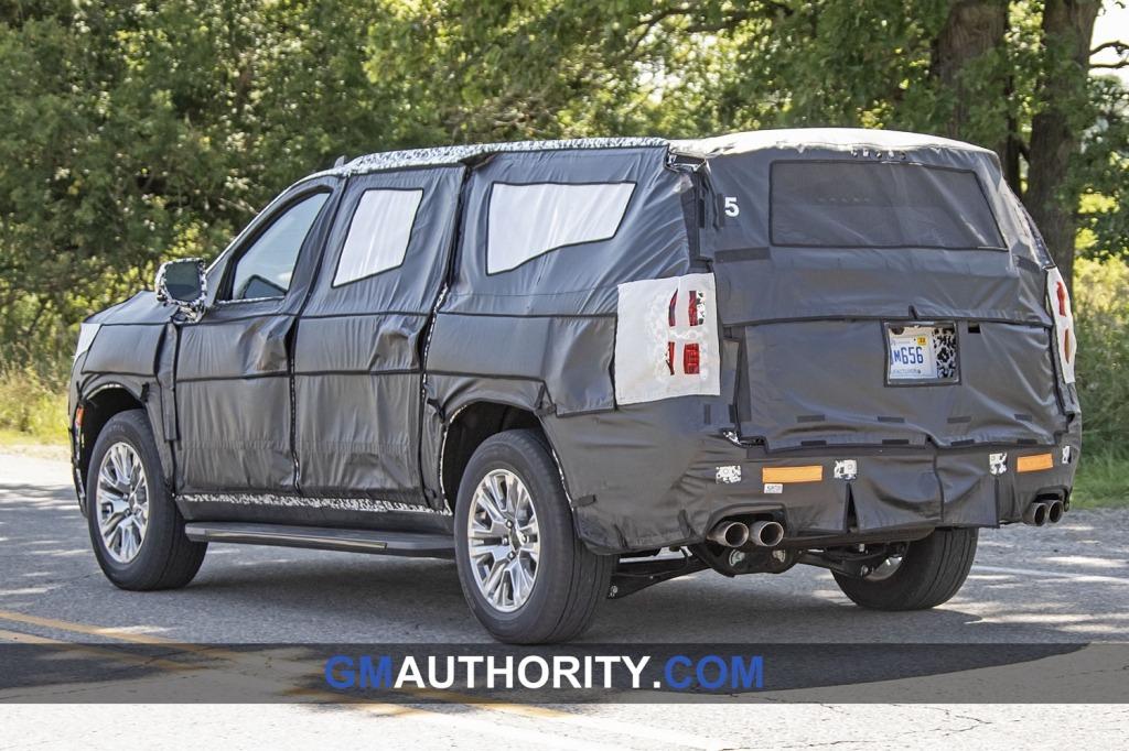 2021 GMC Yukon XL Release Date