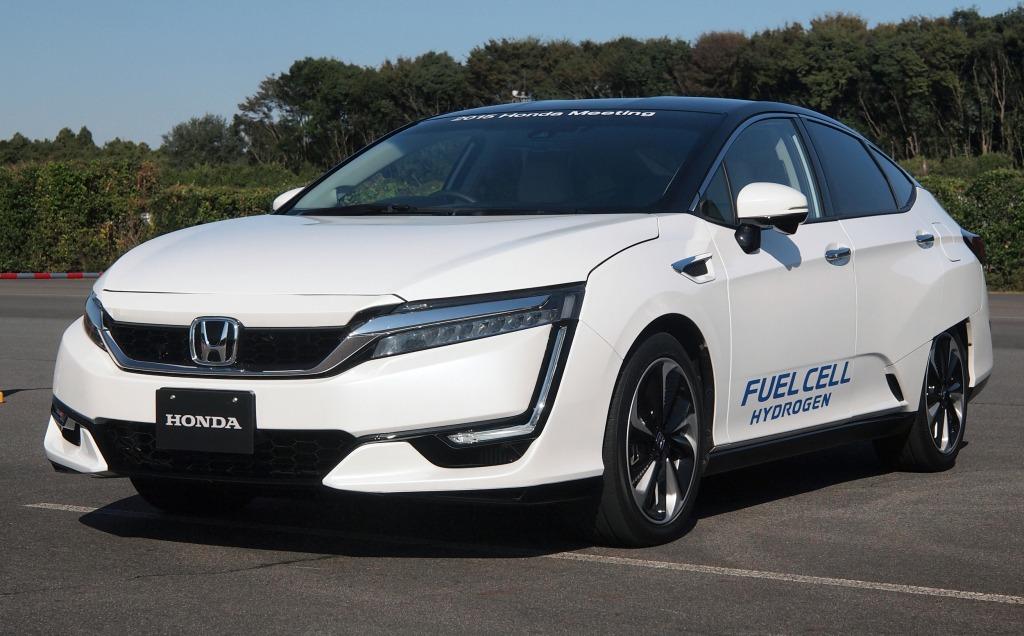 2021 Honda Fcev Concept