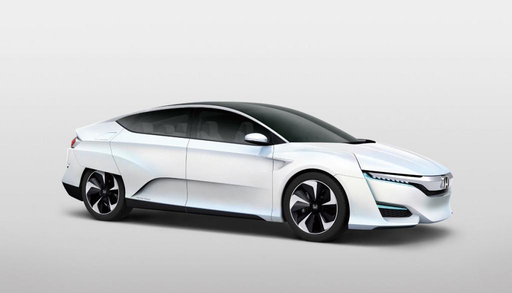 2021 Honda Fcev Pictures